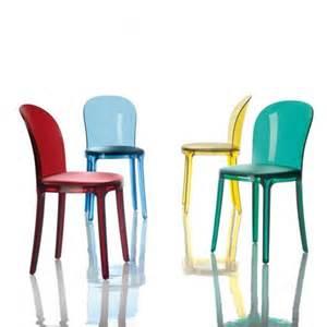 sedia cucina murano vanity chair sedie di magis