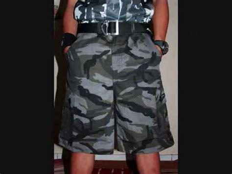 Celana Pendek Loreng By Want jual celana army celana loreng celana tentara celana