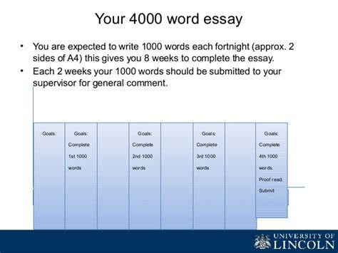 2500 Word Essay Exle by Essay 2500 Words Structure