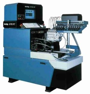 hartridge test bench avm2 pc test stand hartridge