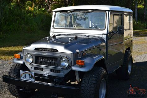 original land cruiser toyota land cruiser fj40