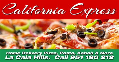 home delivery pizza pasta california express 93 6 global