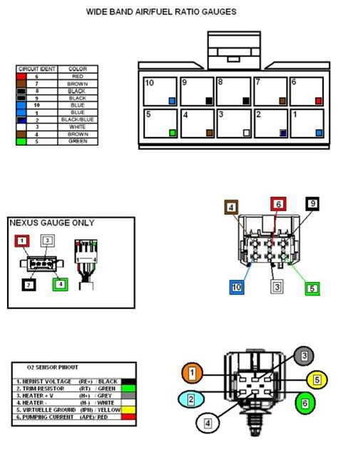 5 4 o2 wiring harness wiring diagrams schematics