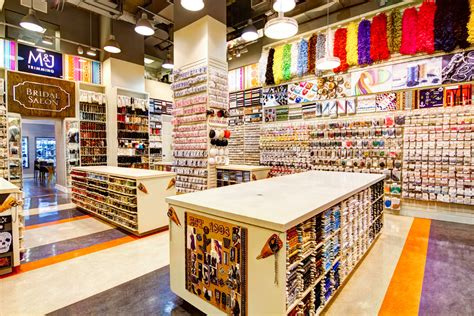 bead shops nyc business view m j trimming new york city ny