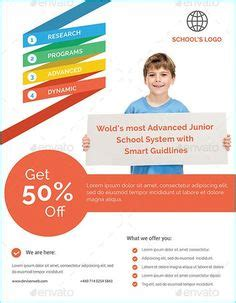 free educational flyer templates stock vector of vector brochure flyer magazine cover
