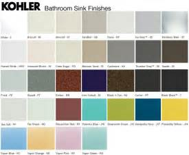bathroom sink colors kohler bathroom sinks build shop pedestal vessel