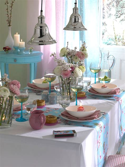 lunch table setting ideas sooti lovely table setting