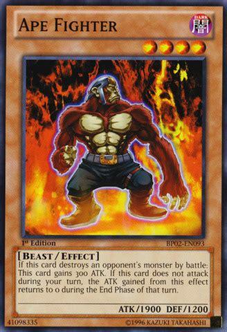 Kartu Yugioh Ori Battle Fader Common ape fighter bp02 en093 common unlimited yu gi oh singles 187 battle pack 2 war of the