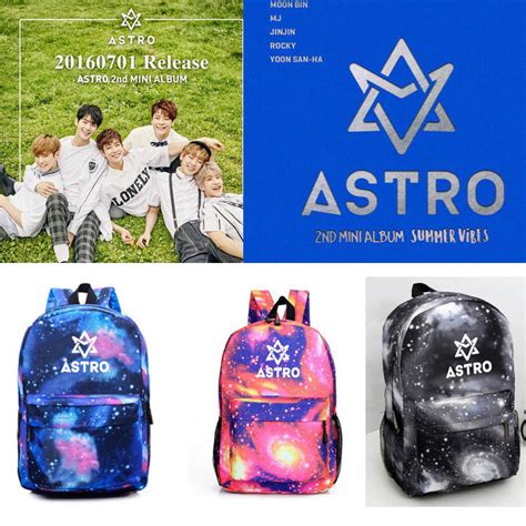 Astro Summer Vibes 2nd Mini Album us 9 99 allkpoper kpop astro bag 2nd mini album summer