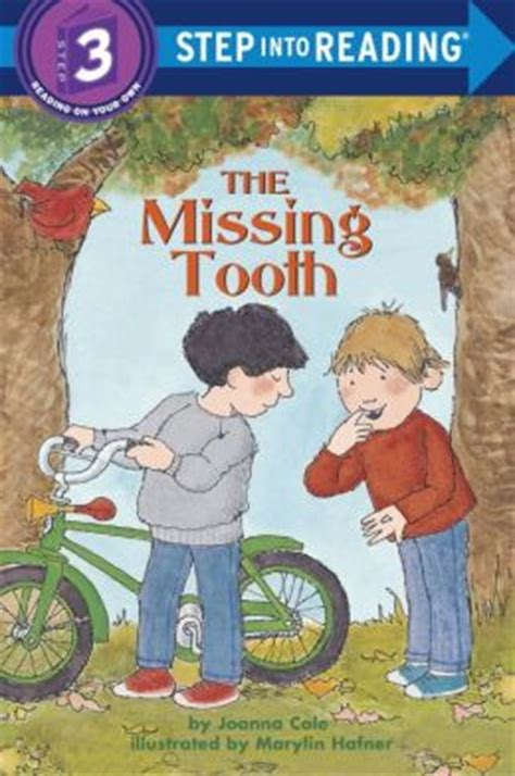 johnny one tooth books the missing tooth step into reading books series a step