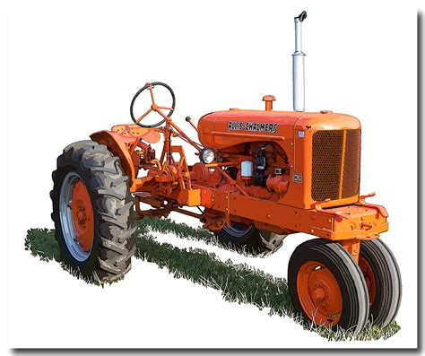 Ac Wc allis chalmers avenueart