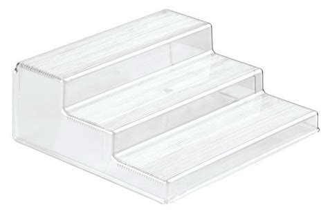 3 Tier Cabinet Organizer Shelf in Cabinet Shelves