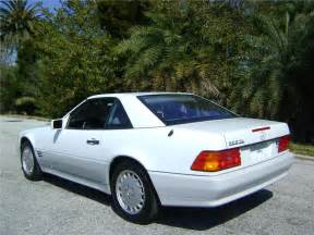 1992 Mercedes 500sl 1992 Mercedes 500sl 2 Door Convertible 89007