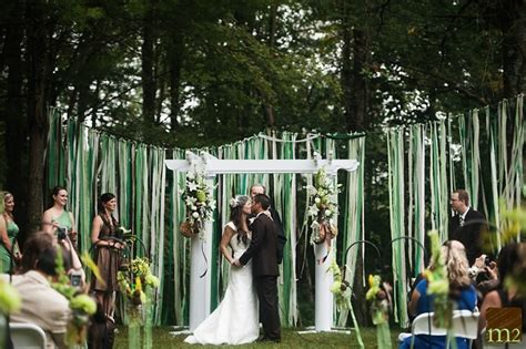 backyard wedding decorations budget picture of amazing backyard wedding ceremony decor ideas 27