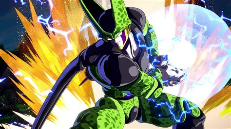 dragon ball cell wallpaper hd cell dragon ball fighterz video game 19