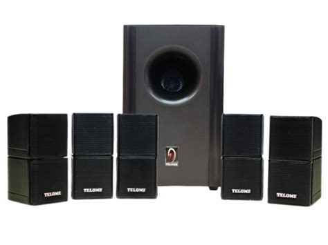 buy telome pro  channel home theatre speaker ax
