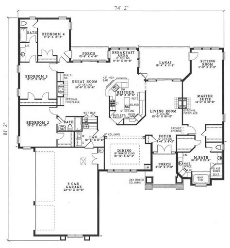 future house plans the evandale house plan house ideas pinterest house
