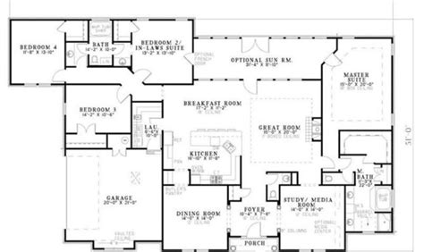 house plans with mother in law suites 14 harmonious home plans with in apartments house plans