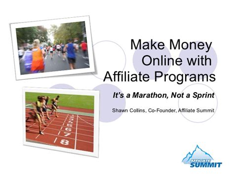 Make Money Online Programs - make money online with affiliate programs