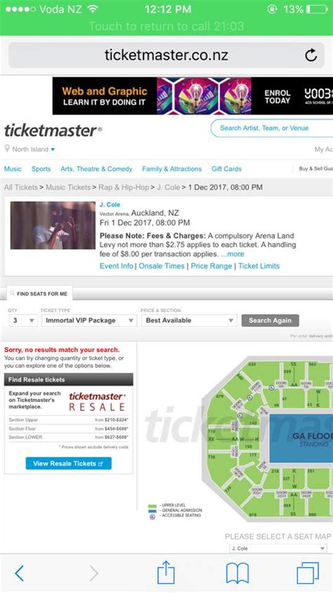 ticketmaster fan to fan resale ticketmaster tried to resell 700 usd tickets to j cole