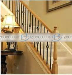 Home Depot Interior Stair Railings by Interior Wrought Iron Railings Bizgoco Com