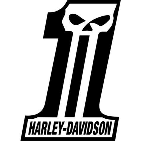 harley davidson number one skull harley davidson skull logo