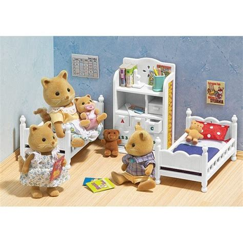 bedroom toys calico critters children s bedroom set educational toys