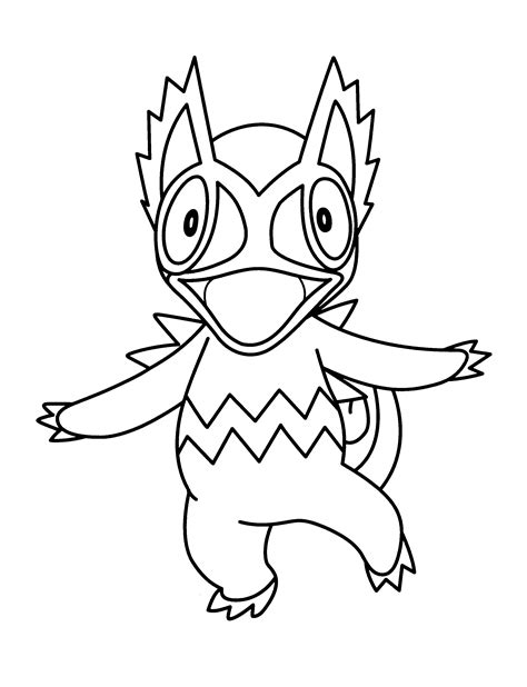 coloring page pokemon advanced coloring pages 318