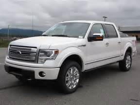 2013 Ford Platinum 2013 Ford F 150 Platinum Front Ford F 150
