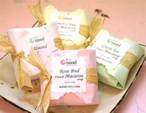 How To Package Handmade Soap - macaron soap packaging flickr photo