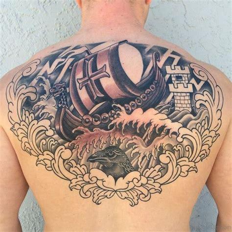 full back tattoo viking 59 alluring viking tattoos for back