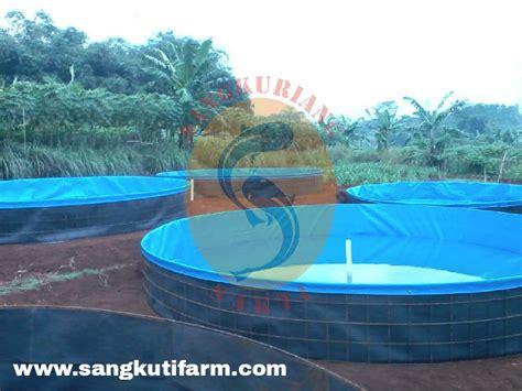 Jual Kolam Terpal And Play jual kolam terpal di makassar hub 08111041161