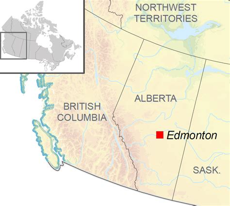 edmonton canada map edmonton s forest management plan resources canada