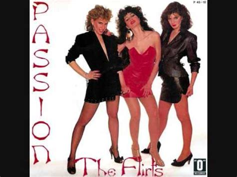 the flirts the flirts passion dance 1982 youtube