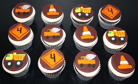 construction cupcakes  builders cupcakes gallery