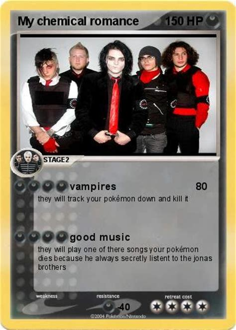 my chemical valentines cards pok 233 mon my chemical 3 3 vires my card