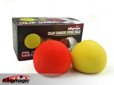 Color Changing Sponge color changing sponge balls g1318 wholesale magic
