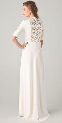 Maxi Style Wedding Dresses by White Maxi Style Wedding Dress Nationtrendz