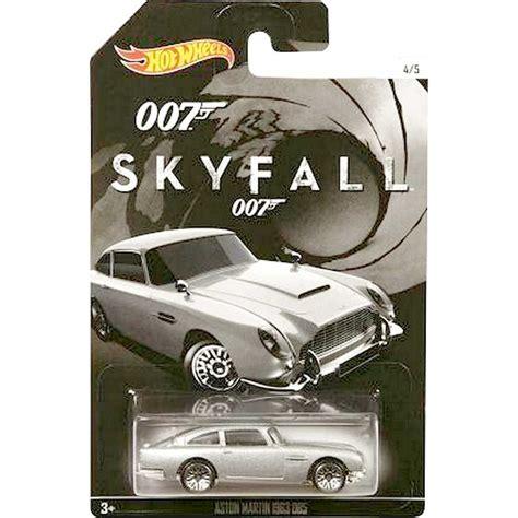 Aston Martin 1963 Dbs Bond 007 Goldfinger 007 bond boneco colecion 225 vel cole 231 227 o de carros
