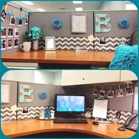 cubicle decoration themes diy desk glam give your cubicle office or work space a