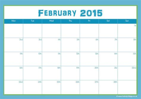 2015 february calendar template 32 best images about february 2015 calendar on