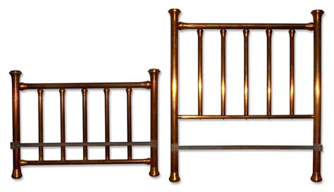 brass headboard brass headboard footboard olde things