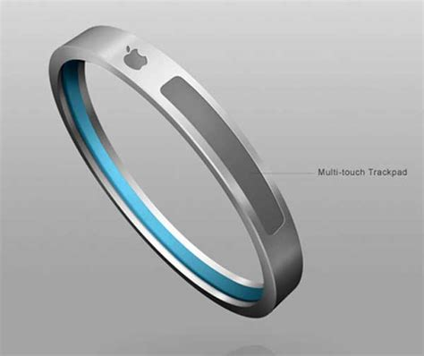Latest Tech News and Tricks : Apple iBangle & iRing Will Control Your iPod