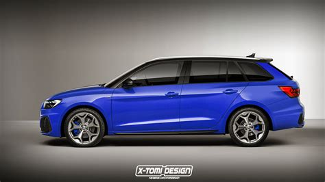 Build A Audi by Should Audi Build This A1 Avant Autoevolution