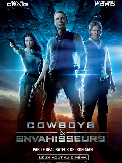 film de cowboy recent cowboys envahisseurs film 2011 allocin 233