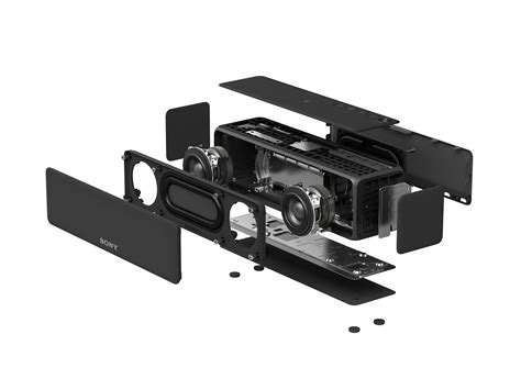 Sony H Ear Go Speaker sony h ear go srs hg1 portable speaker bluetooth wireless black srshg1 blk 27242895300 ebay
