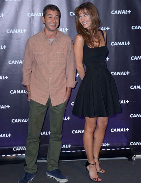 Yann Barthes et sa femme