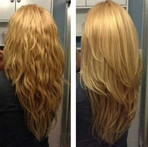 pictures of back of choppy layered hair 25 best ideas about long choppy haircuts on pinterest
