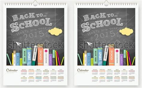 school calendar designs psd vector eps jpg  freecreatives