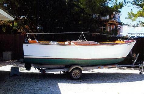 jersey speed skiff boats yachts  sale